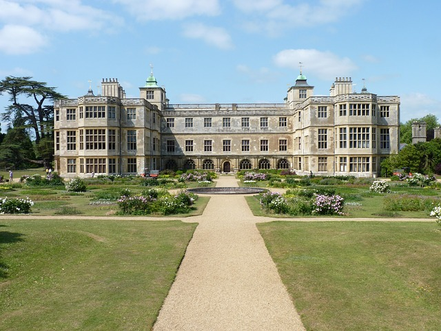 audley end mansion
