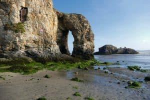 beach perranporth sea