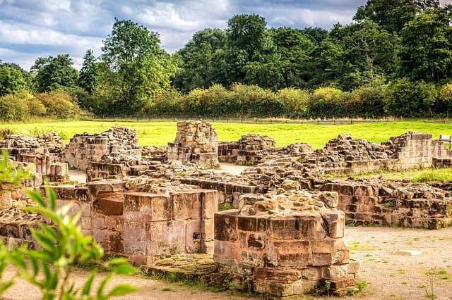 bordesley abbey ruins
