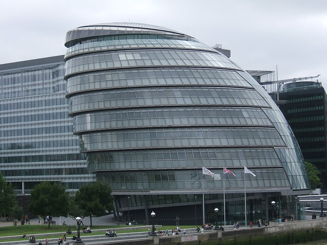 city hall london england