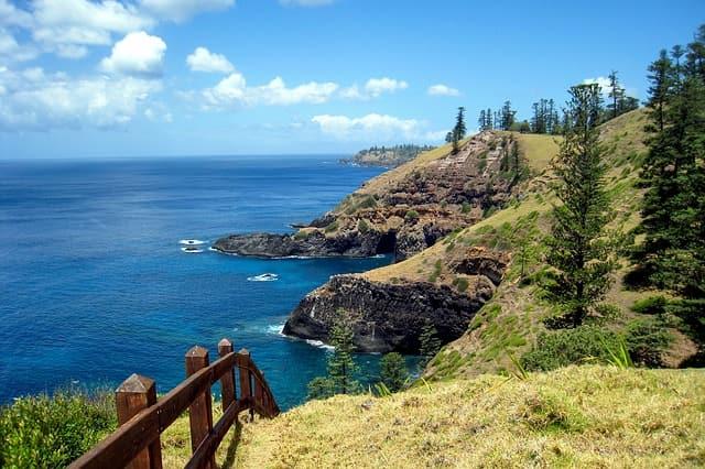 coast coastline scenic scenery