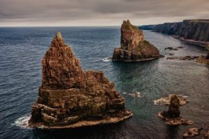 rock stacks of duncansby