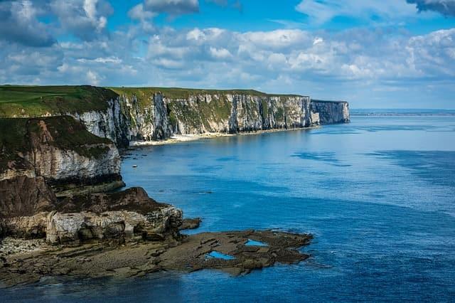 seascape bay coast