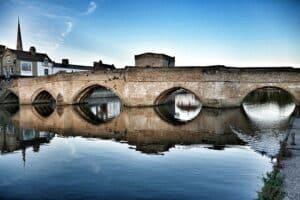 bridge saint ives ancient