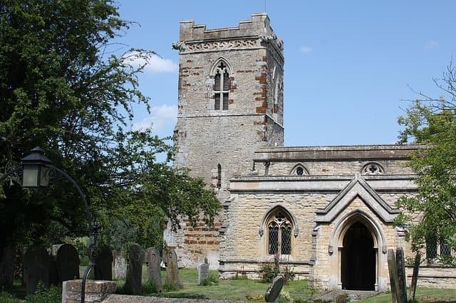 church village church england