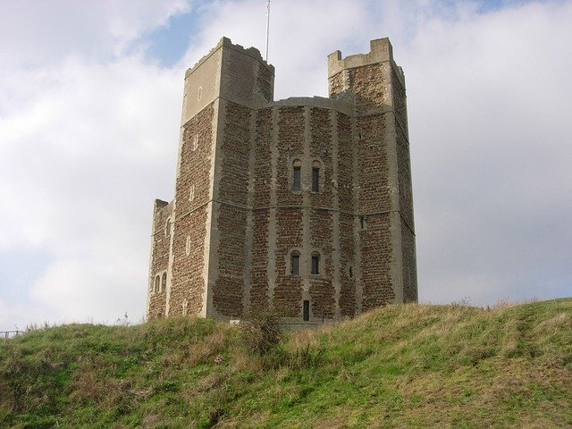 orford castle suffolk