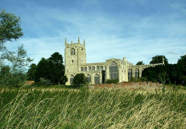 tattershall lincolnshire england