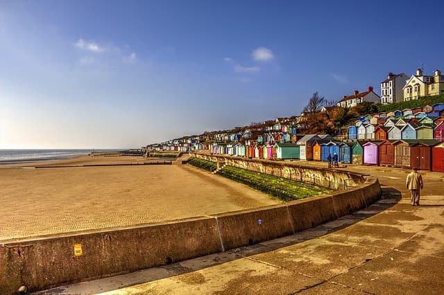 beach coast sand beach
