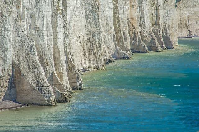 seven sisters england rocks
