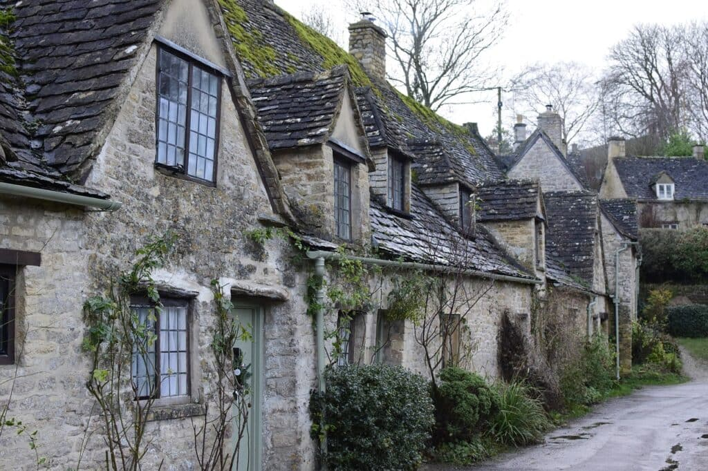bibury cotswolds cotswold cottage