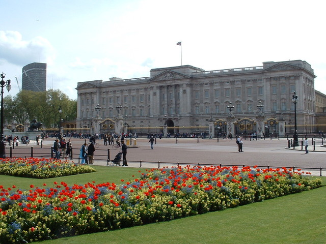 Victoria buckingham palace