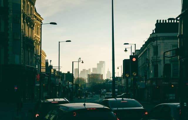 Willesden road street