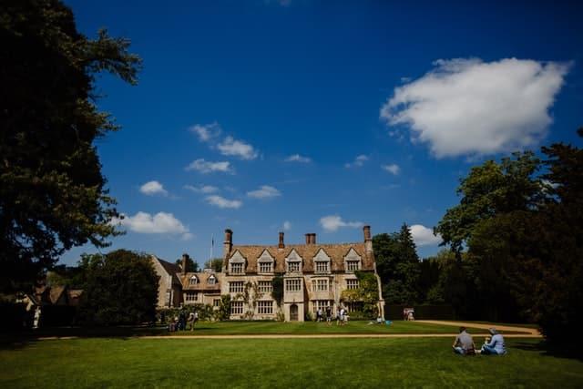 Waltham Abbey mansion