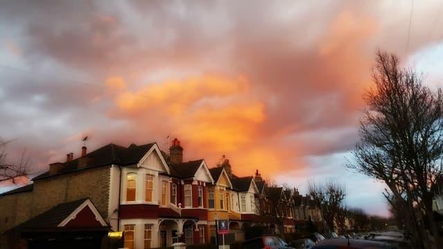 Hemel Hempstead sunset